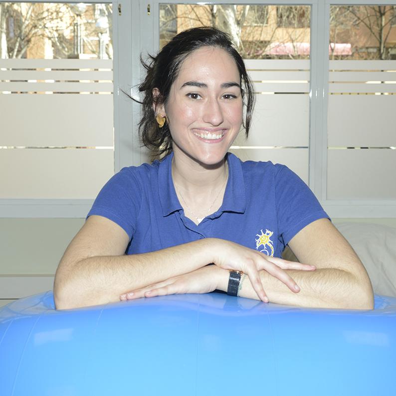 Irene Béjar Gastón